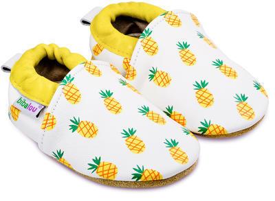 Capáčky kožené - Ananas